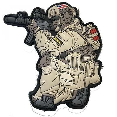 TACTICAL COMMANDO SOF - Operator Patch US Sheriff