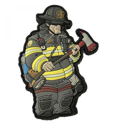 Feuerwehr Patch - NYFD GITD Fireman Fire Department Firefighter