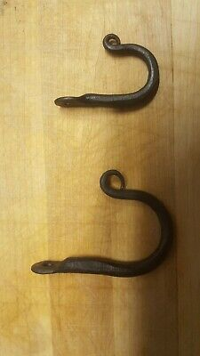 Hand Forged Coat Hat Hook