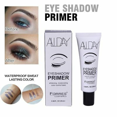 Eyeshadow Primer Makeup Easy To Wear Moisturizing Long Lasting Base Primer 2018