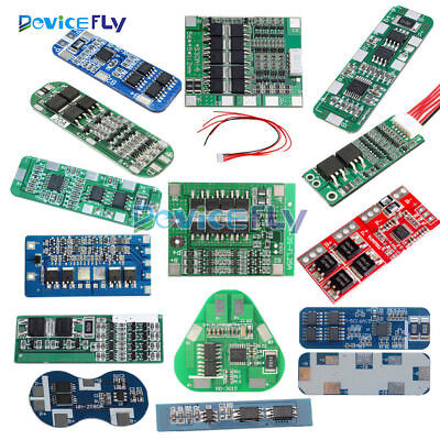 2S/3S/4S/5S/6S 18650 Lithium Battery Protection PCB Board 3/5/8/10/15/20/30A