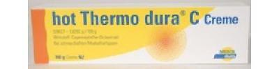 Hot Thermo Dura C Creme 100g PZN: 1001102