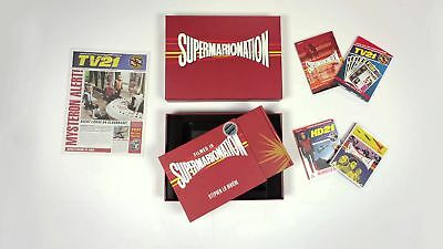 Supermarionation Box Set [Limited edition of 2,500]