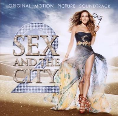 Sex and the City 2 [Original Motion Picture Soundtrack] New & Sealed CD