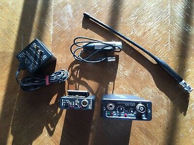 Lectrosonics CR187 & M187 Wireless microphone lav mic kit