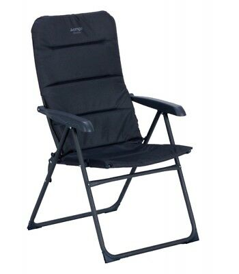 Vango Hampton Tall Camping Chair (2 Chairs)