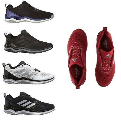 Adidas Men's Speed Trainer 3.0 IRONSKIN Baseball Shoes Training Sneakers NEW