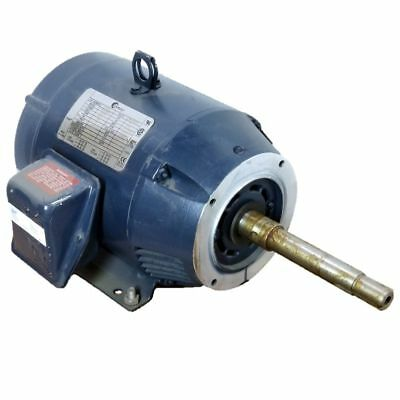 Century 5 Hp 3600 Rpm Odp 208-230/460V 182Jp Frame Footed 3 Phase Motor Cpo37