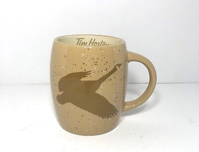 New Tim Hortons 2016 Limited Edition Canada Goose China Coffee Mug Without Box