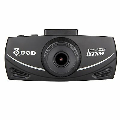 DOD TECH DOD-LS370W LS Sony Exmor Powered Full HD Dash Camera with WDR Technolog