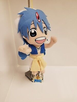"Magi The Labyrinth Of Magic Aladdin 10"" Plush"