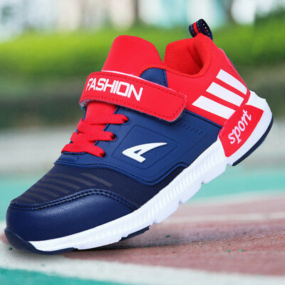 Boy's Kid's Outdoor Running Fashion Casual Basketball Shoes Athletic Sneakers