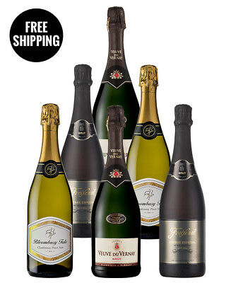 Sparkling Six Mix (6 Bottle)