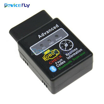 ELM327 V1.5 HH OBD 2 OBDII Car Auto Bluetooth Diagnostic Tool Interface Scanner