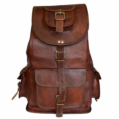 cf40ebe4ee7 Real Genuine Leather Backpack Women Bag Coolcy Style Casual Fashion New  Vintage