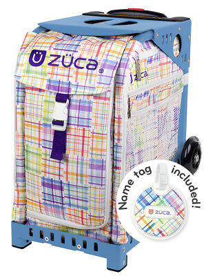 BRAND NEW Zuca Sports Bag Insert (NO Frame) - Patchwork - SALE - Clearance