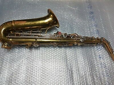 70's A. RAMPONE ALT / ALTO SAX / SAXOPHONE - made in ITALY
