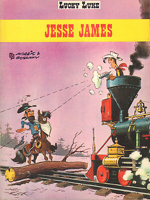 Lucky Luke - Jesse James (1971)