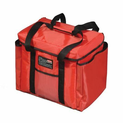 Rubbermaid FG9F4000RED PROSERVE Red Sandwich Delivery Bag
