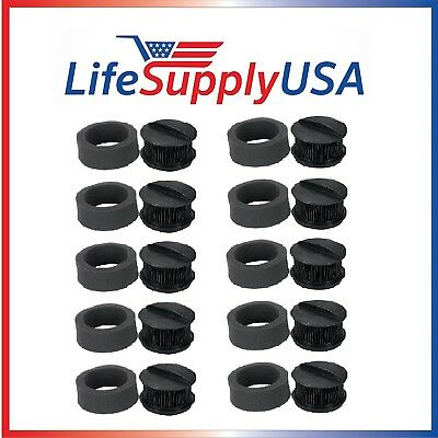10 Filter Sets for Bisell compare to 2031192 2038161 69B1, 2031183 2031464 73K1