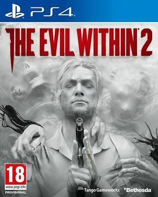 The Evil Within 2 PS4 Spiel *NEU OVP* Playstation 4