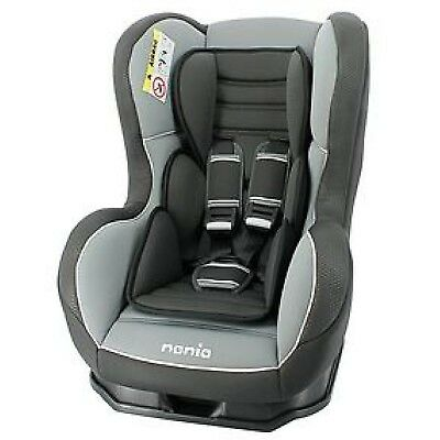 Nania Cosmo SP 0 4 YR Rear Forward Facing Recliner Car Seat SHADOW