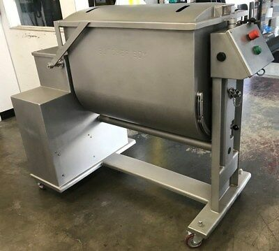Butcher Boy 250 Stainless Steel Mixer