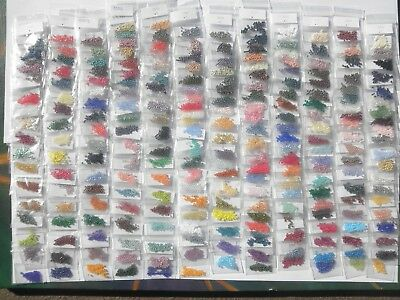 Your Pick - Mill Hill Japanese Seed Beads Lot 11/0 - Choose 10 Bags, .5g Each