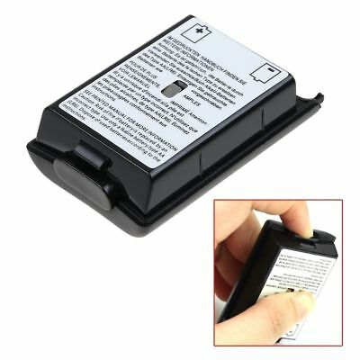 For Xbox 360 Wireless Controller AA Battery Pack Case Cover Holder Plastic Shell