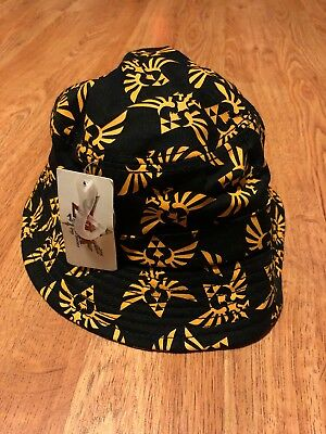 ZELDA ALL-OVER PRINT Bucket Hat New With Tags OSFM -  10.99  0717e088e8ab