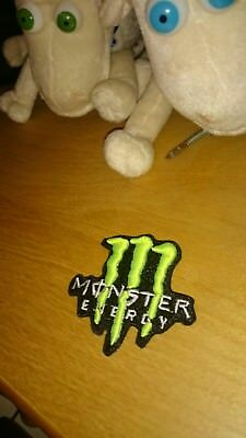 """monster energy drink """"patch"""""""