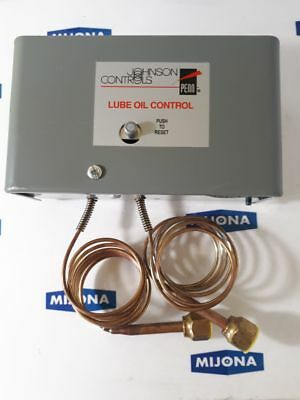 JOHNSON CONTROLS Lube Oil Control 9 psi P45NCA-49 120 sec