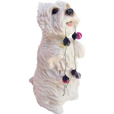 New Sandicast Ornaments West Highland White Terrier
