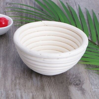 3 Size Round Dough Rising Rattan Bread Proofing Basket