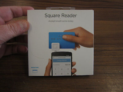 BRAND NEW Square Credit Card Reader