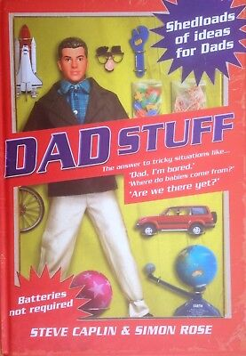Dad Stuff Steve Caplin & Simon Rose Hardback