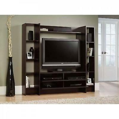 3 Of 12 Tv Stand Entertainment Center Wall Unit Living Room Furniture Cabinet Storage
