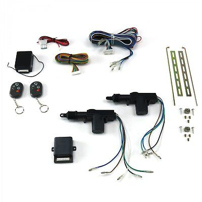 1939-1960 Ford POWER door locks lock kit hot rod street Vintage Retro electric