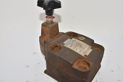 Vickers (Eaton) 572254 CG-06-B-50 Direct Acting Hydraulic Relief Valve