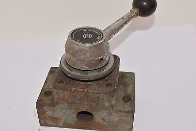 Tokyo Cylinder Co. Hydraulic Selector Relief Valve