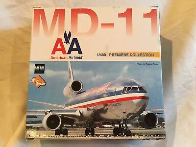 Dragon Wings 1/400 American Airlines McDonnell Douglas MD-11