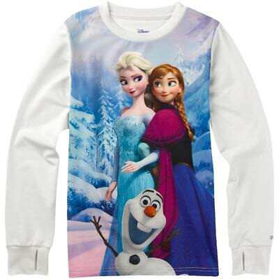 NEW Snow gear Burton Disney Frozen Kids' Tech Tee