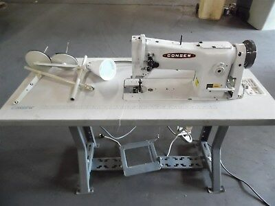 Consew 206RB-5 Industrial Professional Sewing Machine