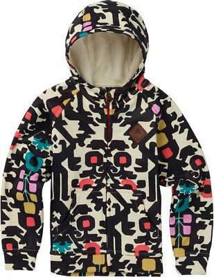 NEW Snow gear Burton Youth Mini Bonded Front Zip Jumper