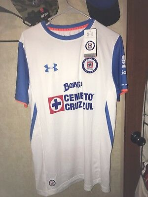 2a16077c2c11d CRUZ AZUL UNDER Armour Jersey Talla L -  38.00
