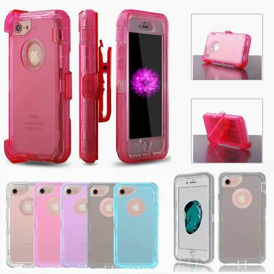 Shockproof Defender Case With Belt Clip Case Cover For  iPhone 6 /6S / 6 Plus