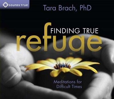 CD: Finding True Refuge (3 CDs) – Meditations For Difficult Times