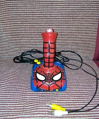 Marvel Spiderman Jakks Pacific Plug & Play TV Game Arcade Joystick