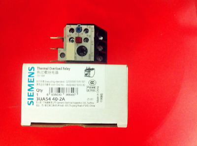 1PC New Siemens 3UA5440-2A In Box