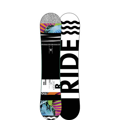 NEW Snow gear Ride Rapture Youth Girls Snowboard 138cm